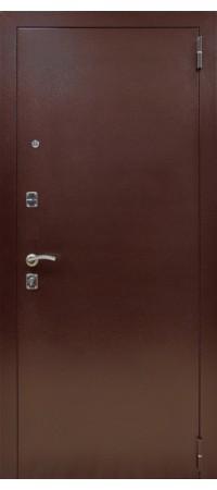 Входная металлическая дверь СНЕДО Царское зеркало Эш Вайт