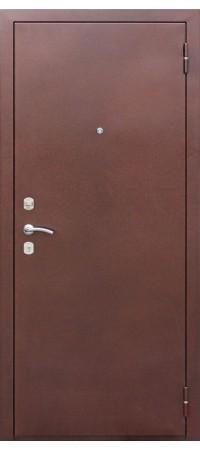 Входная металлическая дверь СНЕДО Триумф РФ белёный дуб