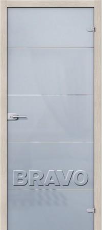 Межкомнатная дверь Ламинированная серии Гост Гост ПО-1 Л-23 (Белый)