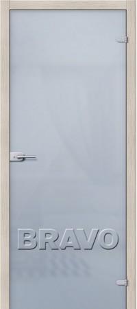 Межкомнатная дверь Ламинированная серии Гост Гост Л-12 (МиланОрех)