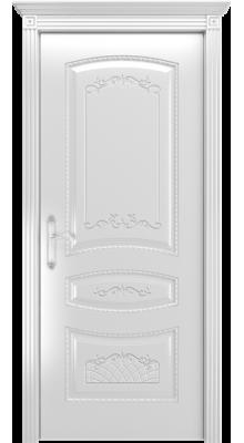 Соната ПГ Белая эмаль В3