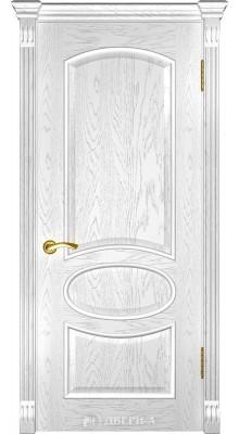 Грация (багет) ПГ Дуб белая эмаль