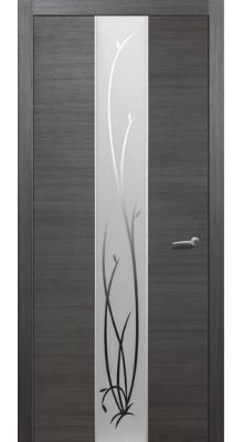 ПО Галант грей неаполь поперечный (Двери - А)