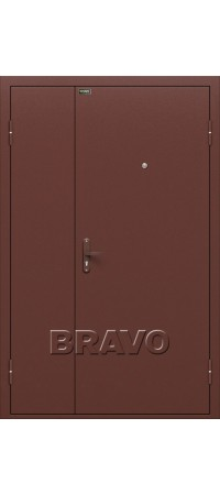 Тамбурная дверь Дуо Гранд Антик Медь