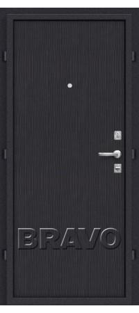 Входная дверь Кобра (68мм) Black Wave