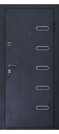 Входная металлическая дверь УД 145 Венге