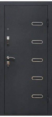 Входная металлическая дверь УД 110 Беленый дуб